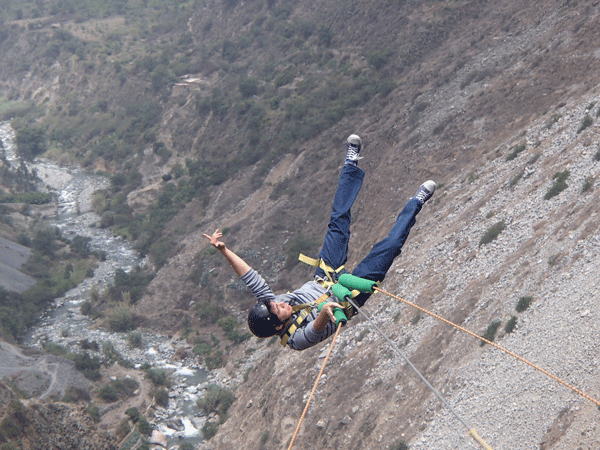 puenting lima